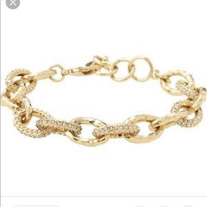 Stella & Dot Christina link bracelet